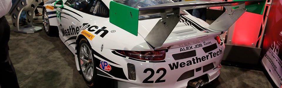 2016 WeatherTech Racing Porsche 911 Released
