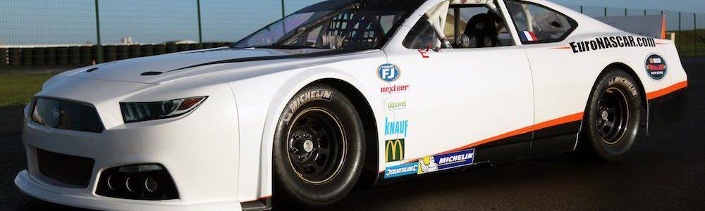 2016 NASCAR Whelen Euro Series Ford Mustang