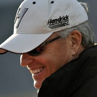 2016 NMPA Hall of Fame Inductees - Rick Hendrick