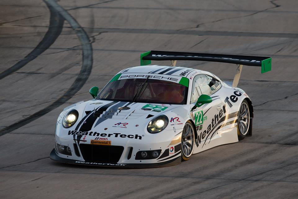2016 weathertech racing drivers announced