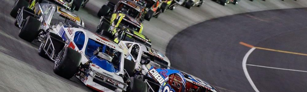 2016 Whelen Modified Schedule