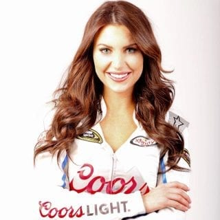 Amanda Mertz Miss Coors Light Photo
