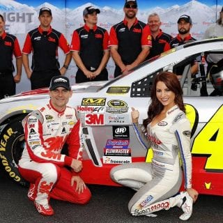 Amanda Mertz Miss Coors Light Photos Jeff Gordon