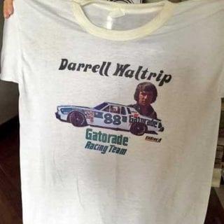 Amy Reimann classic Darrel Waltrip Gatorade shirt