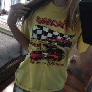 Amy Reimann classic Pocono Raceway shirt