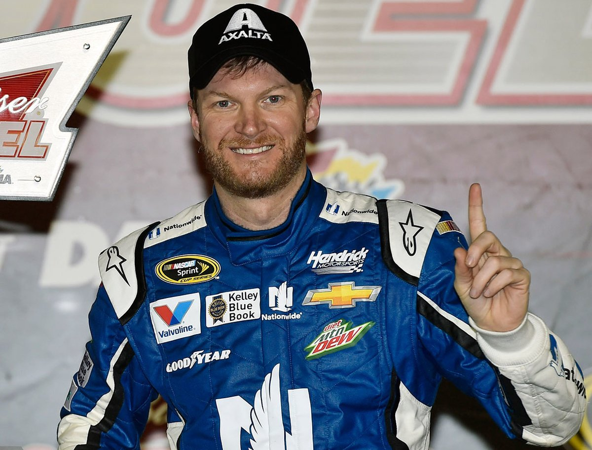 Axalta Becomes Primary Sponsor of Dale Jr