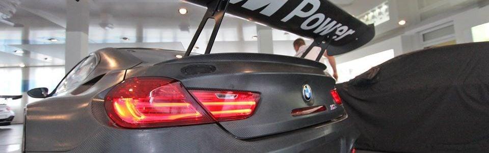 BMW Motorsport Sets Lineups For New BMW M6 in GTLM, GTD