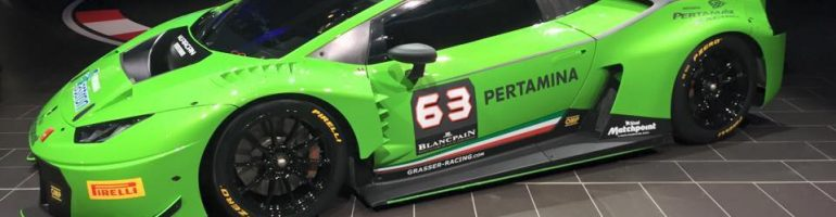 2016 Change Racing Lamborghini Drivers Announced