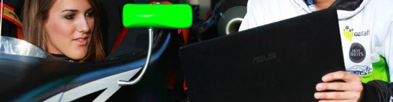 Chelsea Angelo 2016 V8 Supercars Series Driver