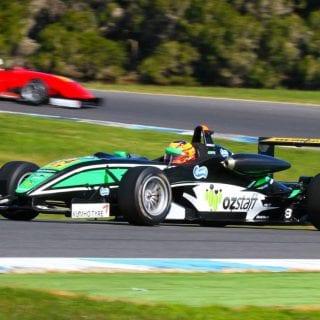Chelsea Angelo Female Racing Driver