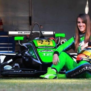 Chelsea Angelo Racing Driver