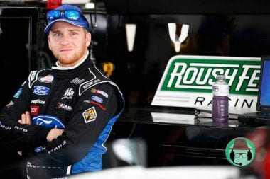 Chris Buescher Roush Fenway Racing Driver