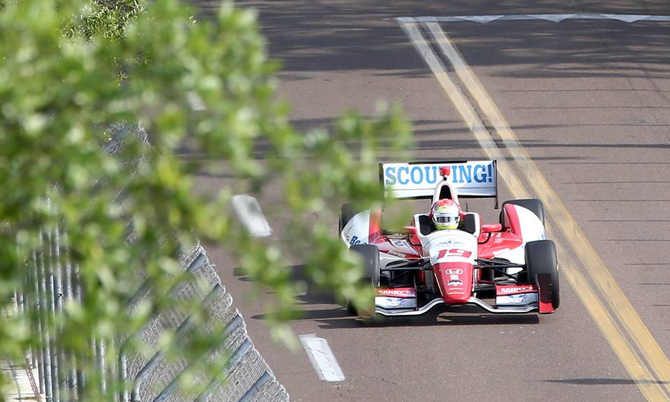 Conor Daly Finally Finds a 2016 Ride with Dale Coyne Racing