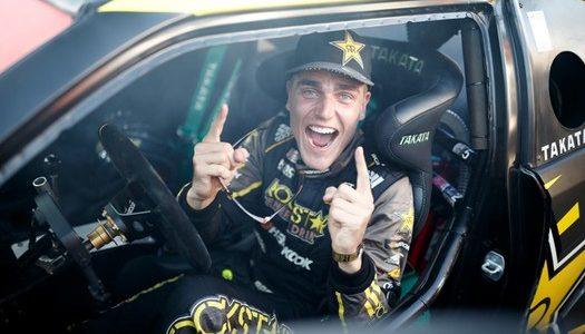 How did Fredric Aasbo climb to the top of Formula Drift?