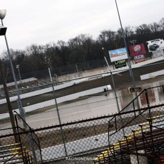 I55 Raceway Flood Water Photos - 2789