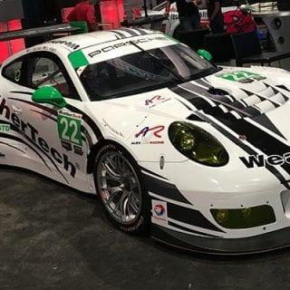 IMSA 2016 WeatherTech Racing Porsche 911 Photos