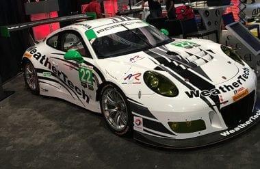 IMSA 2016 WeatherTech Racing Drivers of Porsche 911 Photos