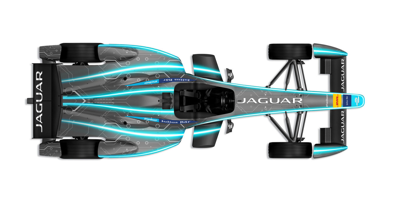 Jaguar Formula E Car Photos - Jaguar Racing Returns in 2016