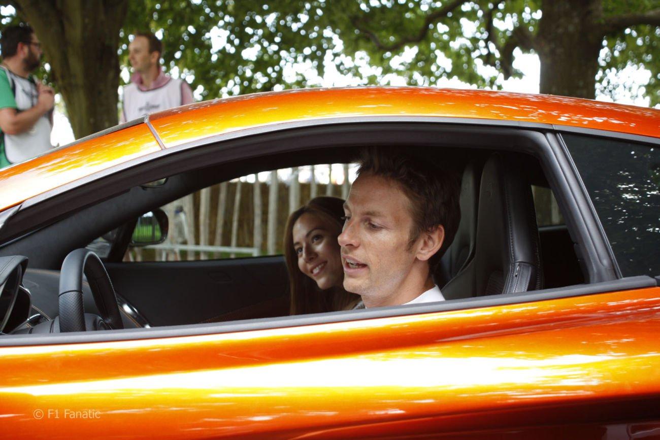 Jenson Button and wife Jessica Michibata Split