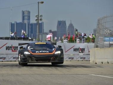 Kevin Estre McLaren GT