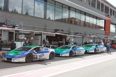 Konrad Motorsport Lamborghini IMSA Championship
