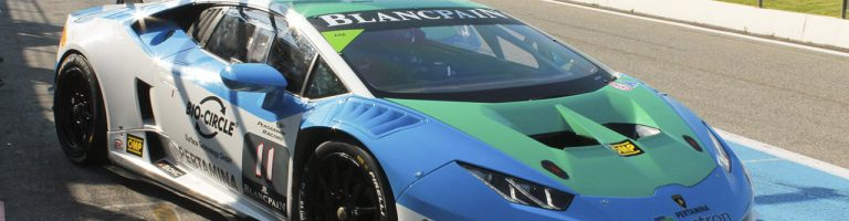 Konrad Motorsport Lamborghini for Rolex 24 At Daytona