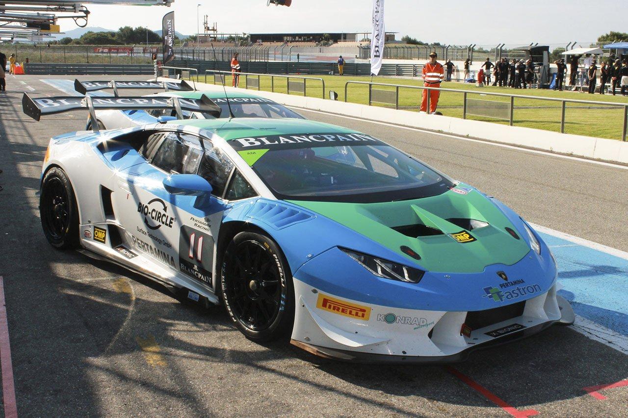 Konrad Motorsport Lamborghini for Rolex 24 At Daytona