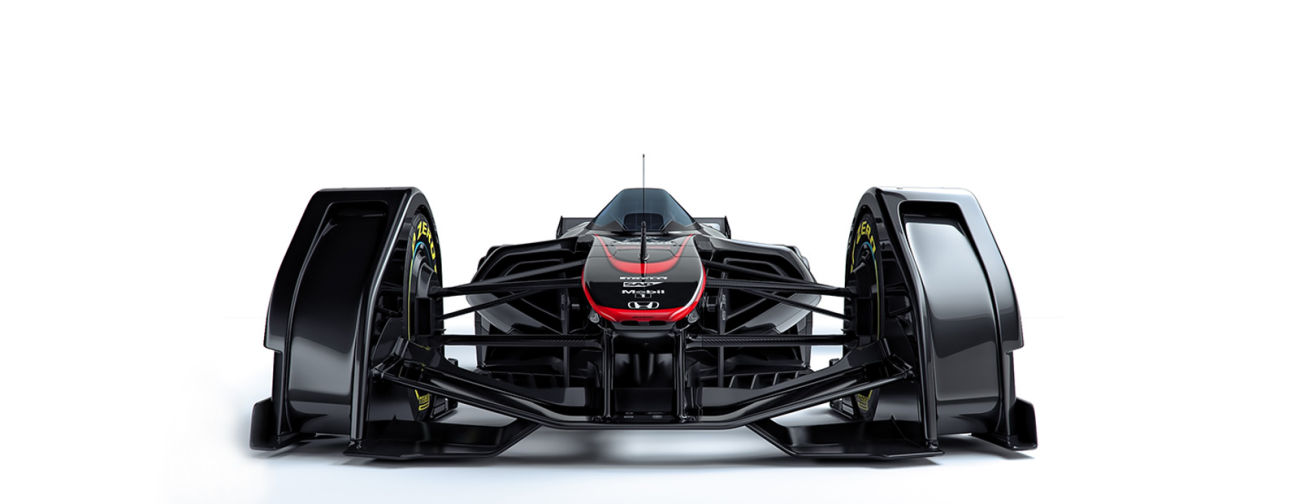 McLaren MP4 Photos