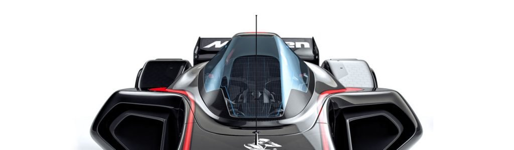 McLaren MP4-X Future of F1