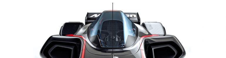 McLaren MP4-X Future of F1