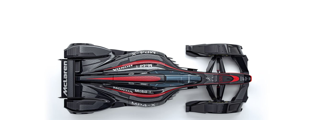 McLaren MP4-X Solar Photos