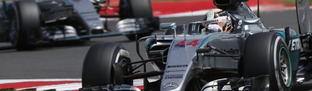 Mercedes AMG 2016 F1 Entry Fee $4.8 Million