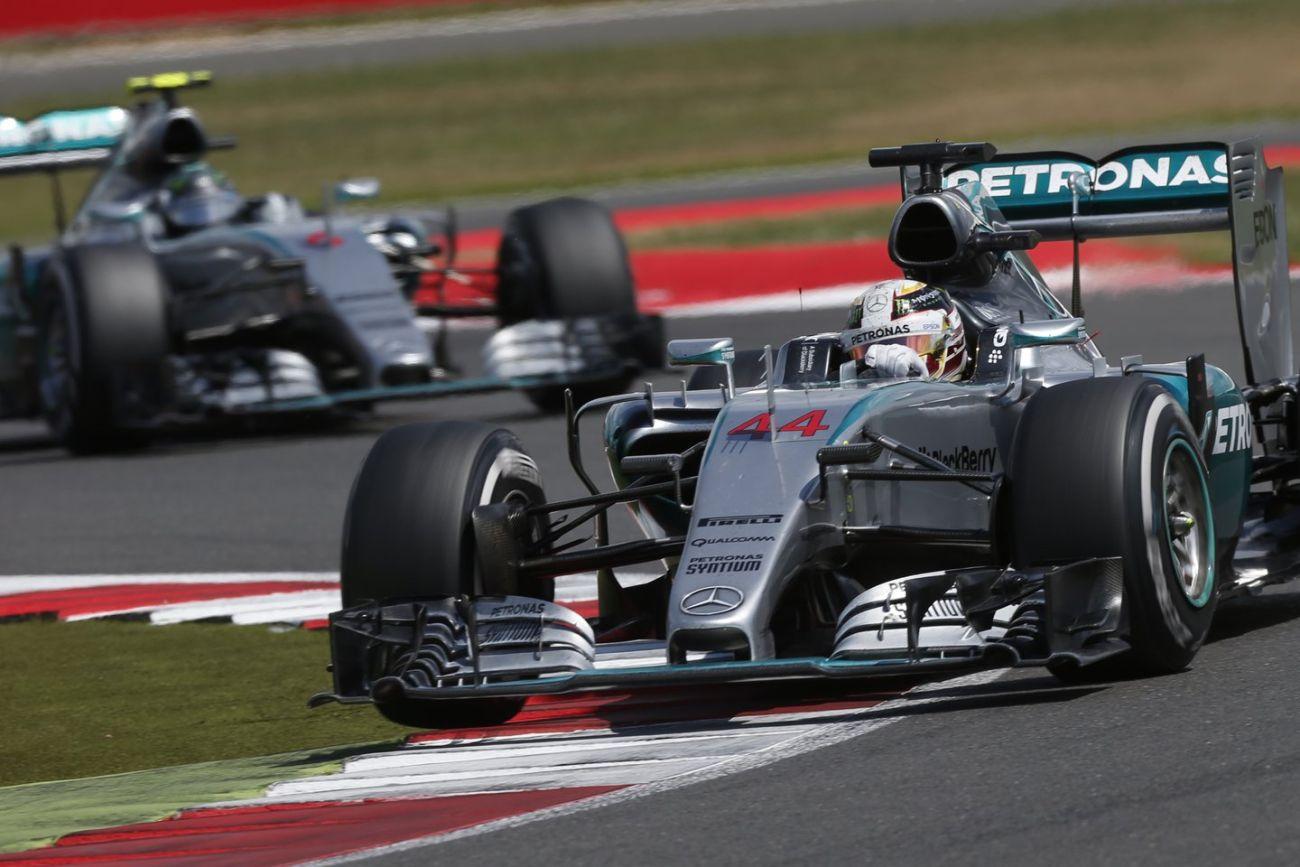 Mercedes AMG 2016 F1 Entry Fee $4.8 Million 2