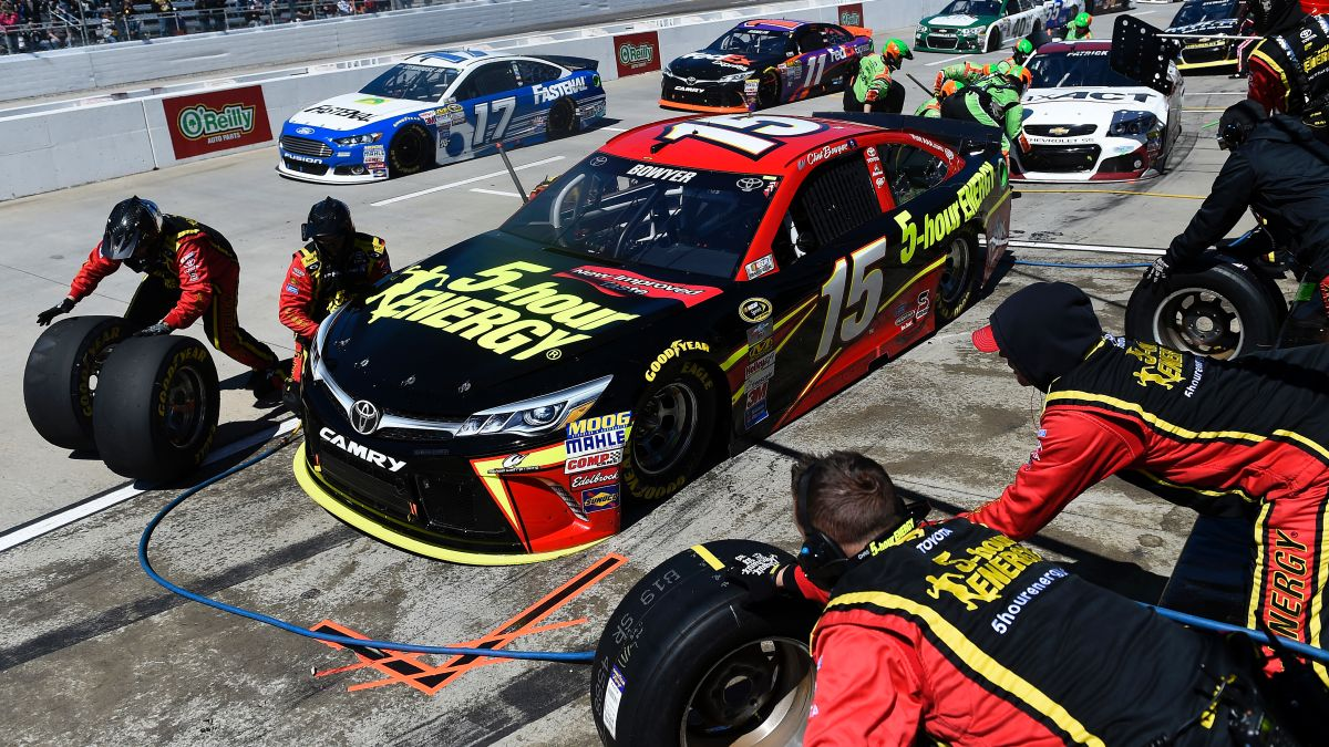Michael Waltrip Racing Jobs - Where are those guys going in 2016
