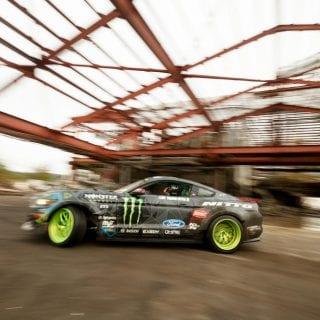 Monster Energy Ford Mustang RTR Drift Car