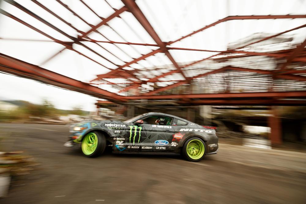 World S First Lamborghini Drift Car Racing News