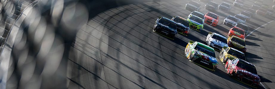 NASCAR TV Series on the Drawing Board