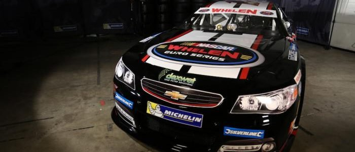 New 2016 NWES Car Ready For Drivers Tests