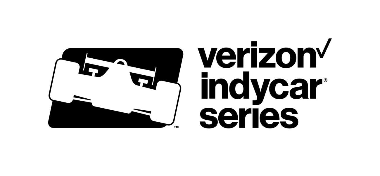 New Verizon IndyCar Series Logo