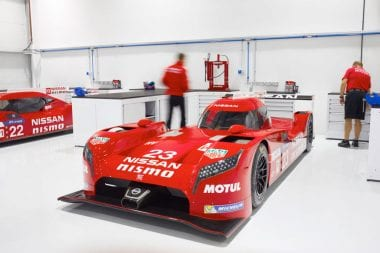 Nissan Fires Everyone Withdraws LMP1 Entry