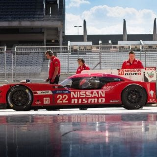 Nissan GT-R LM 2016 WEC Car photo