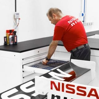 Nissan GT-R LM Fires Everyone Withdraws LMP1 Entry