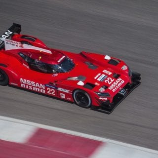 Nissan GT-R LM Photo