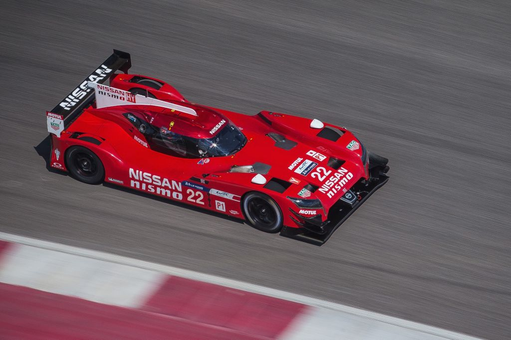 Nissan GT-R LM Photo