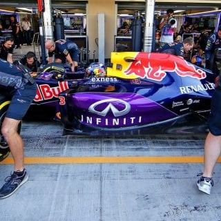Red Bull Racing Parts Ways with Infiniti
