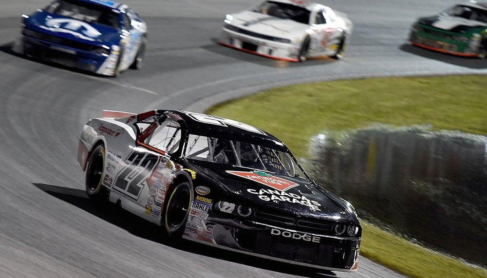 Scott Steckly NASCAR Canada Champion Profile