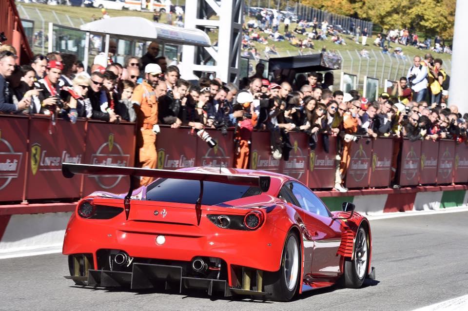 Scuderia Corsa Signs Christina Nielsen as Ferrari Driver for IMSA 2016 WeatherTech SportsCar