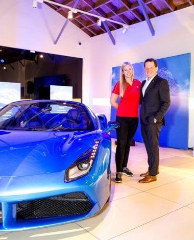 Scuderia Corsa Signs Christina Nielsen as IMSA 2016 WeatherTech SportsCar
