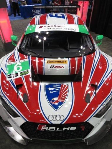 Stevenson Motorsports Retains Driver Line Up for 2016 IMSA Championship Campaign