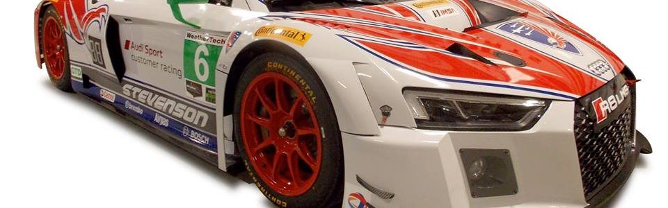 Stevenson Motorsports Retains Driver Line Up for 2016
